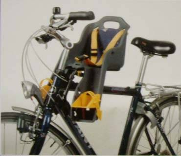 kinderfahrradsitz fahrradsitz vorne t v gepr ft 15 kg ebay. Black Bedroom Furniture Sets. Home Design Ideas