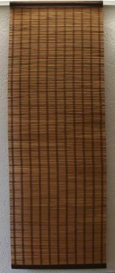 Bambus schiebevorhang kirsche paneelwagen 57 x 225 cm ebay for Bambus schiebevorhang