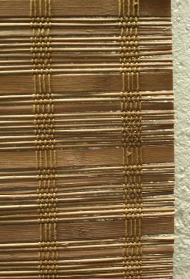 Bambus schiebevorhang farbe braun vorhang 57 x 245 cm ebay for Bambus schiebevorhang